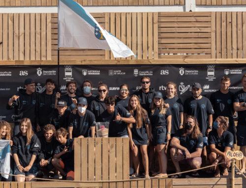 El Campeonato de España por Equipos Autonómicos quedó inaugurado con la tradicional mezcla de arenas
