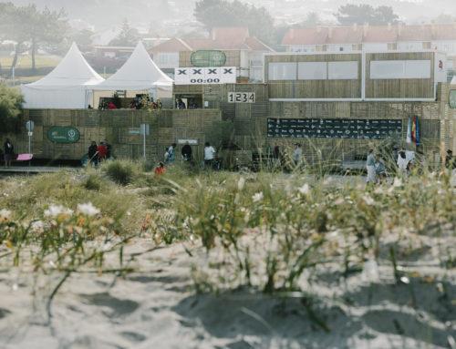 La falta de condiciones de mar provoca la suspensión del Campeonato de España de Surf por Equipos Autonómicos